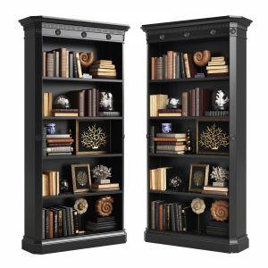 Ralph Lauren Brook Street Bookcase 7610-49