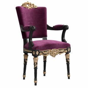 Asnaghi Interiors Olympia Armchair