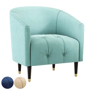 Ayesha Tufted Accent Chair