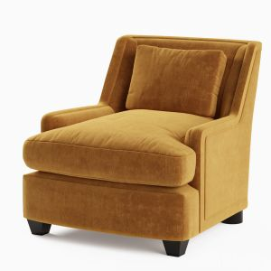 Baker Colin Cab Chair 6712c