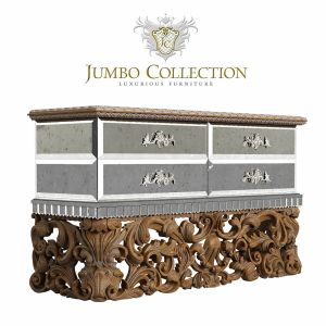 Jumbo Man-03b Chest Of Drawers