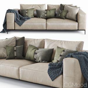 Flexform Sofa Ettore