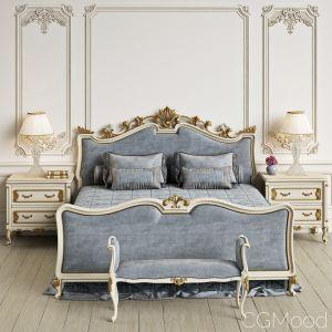 Angelo Cappellini Bedroom