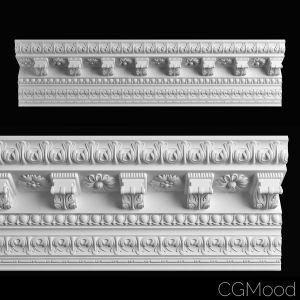 Ceiling Classic Cornice