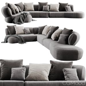 Molteni Surf Sectional