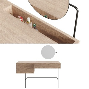 Composed Vainty Table