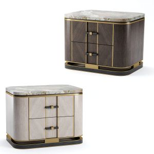 Ashi Bedside Table