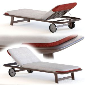 10th Tellaro Sun Lounger By Exteta