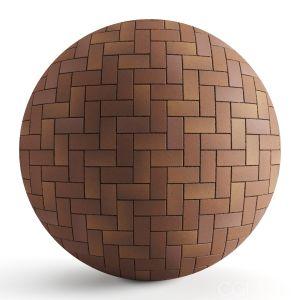Brown Street Tiles