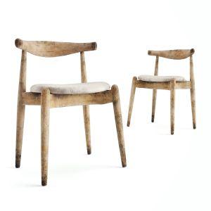 Carl Hansen_elbowchair Ch20(old Wood&leather Edit)