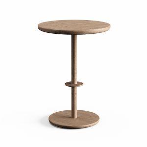 Turn Side Table Douglas & Bec