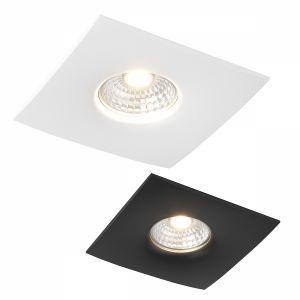 01003x Levigo Lightstar 1pl Spotlight Recessed