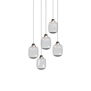 Deng Mento Pendant Light