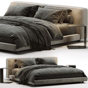 Living Divani Neowall Bed