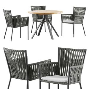 Skyline Design Bowline Dining Set