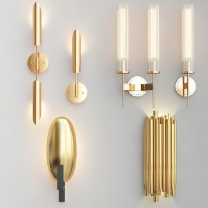 Collection Wall Lamps