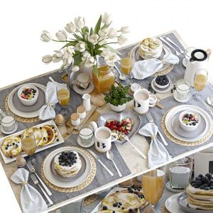 Breakfast Tableware