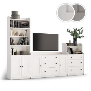 Hauga Storage Combination / Tv.