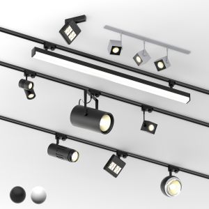 Lighting Fixtures Slv Set 1 With Adjustable Angle