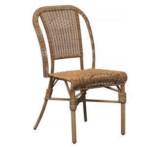Wicker Chair Albertine By Kok