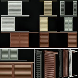 Blinds And Shutters Louvre Screens For Windows And