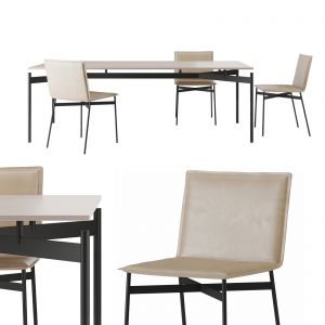 Zazu Chair And Table