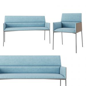 Chic Air Chair And Sofa By Profim