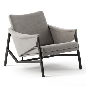 Isa Lounge Chair By Sollos
