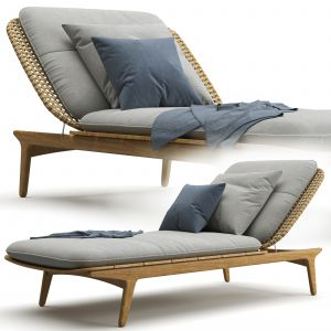 Kay Lounger By Gloster