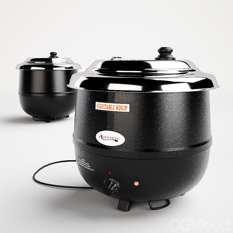 Soup Kettle Warmer