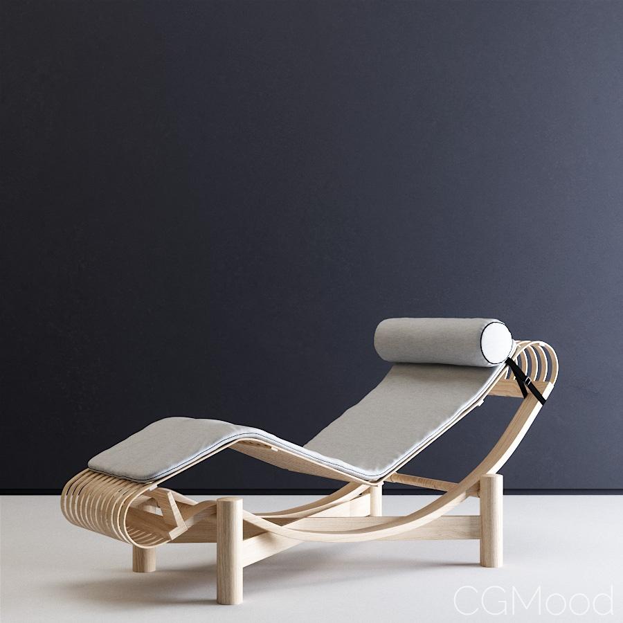 Tokyo Chaise Longue
