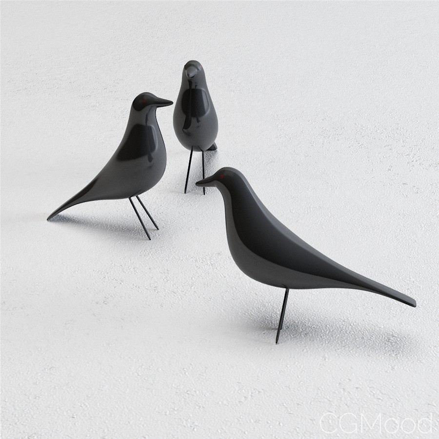 Eams Bird by Vitra