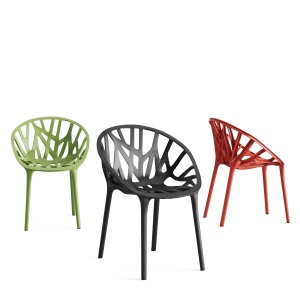 Vitra - Vegetal Chairs