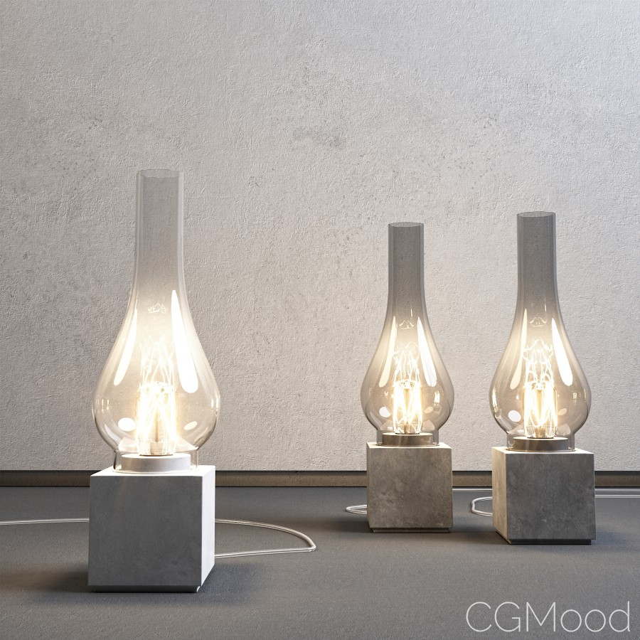 KARMAN Amarcord Lamp