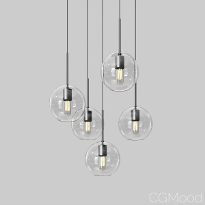 Jamie Cluster Pendant Light