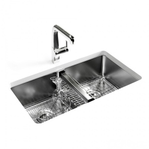 "Kohler ""strive"" Under-mount Double-equal Kitchen S"
