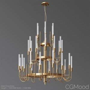 Luxxu Gala Suspension Chandelier