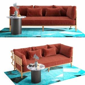 Promenade 230 Sofa