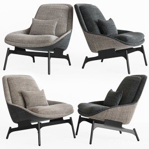 Field Lounge Chair Modern Lounge Chair Blu Dot