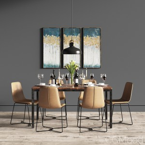 Dining Set by Westelm