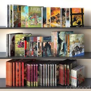 Books Set 02 Comics