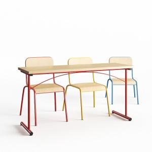 Atlas II School Chair & Table