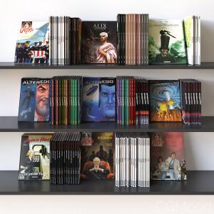 Books Set 03 Comics
