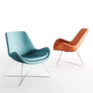 Orangebox Avi Armchair