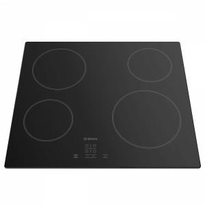 Black Ceramic Cooktop Pke611d17e By Bosch