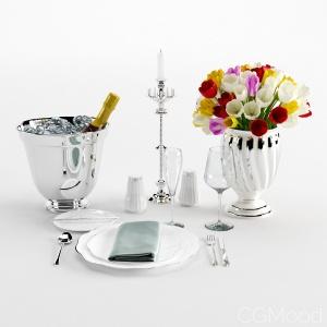 Set Dinner Table 1