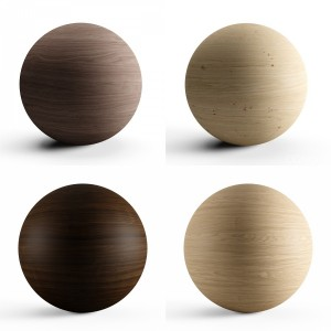 Wood veneer textures bundle 1