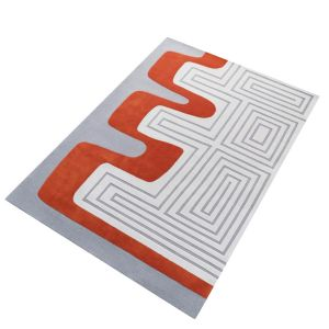 Meander Rug By Dare To Rug