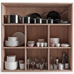 Kitchenware And Tableware 04