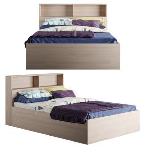 Single Bed Hoff - Morena